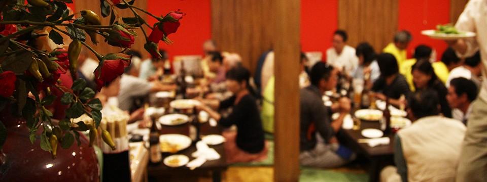 1985年創業 中華の激戦区中川で愛されて30年 中国料理 相羽本店