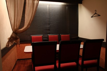 四川2階個室
